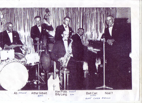 Bert Carr's Dance Band