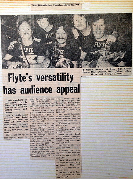 Flyte Clipping