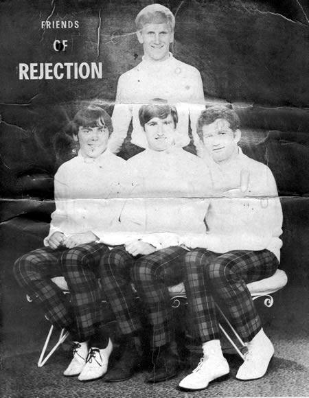Friends Of Rejection Promo Photo