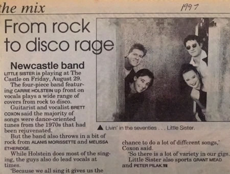 The Mix Article