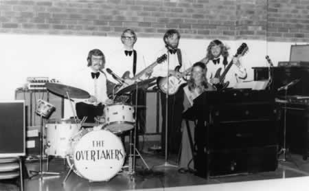 The Overtakers Wyong 73