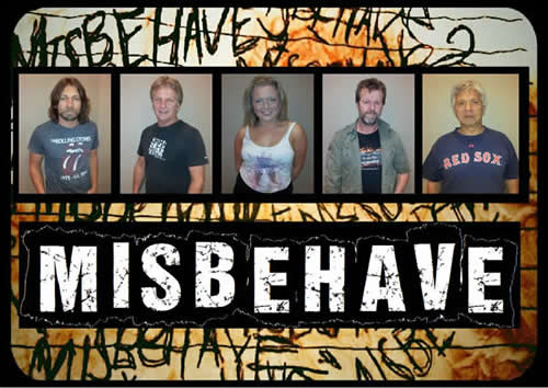 Misbehave Lineup 2013