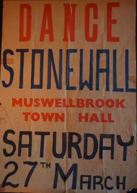 Stonewall Poster