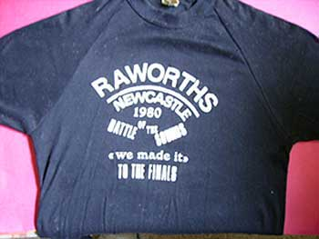 Rayworth T-shirt